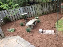 Landscape Renovation After